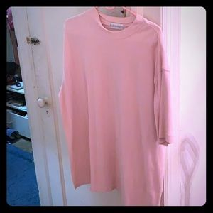 XL Pink dress barn sweater, $25 or best offer